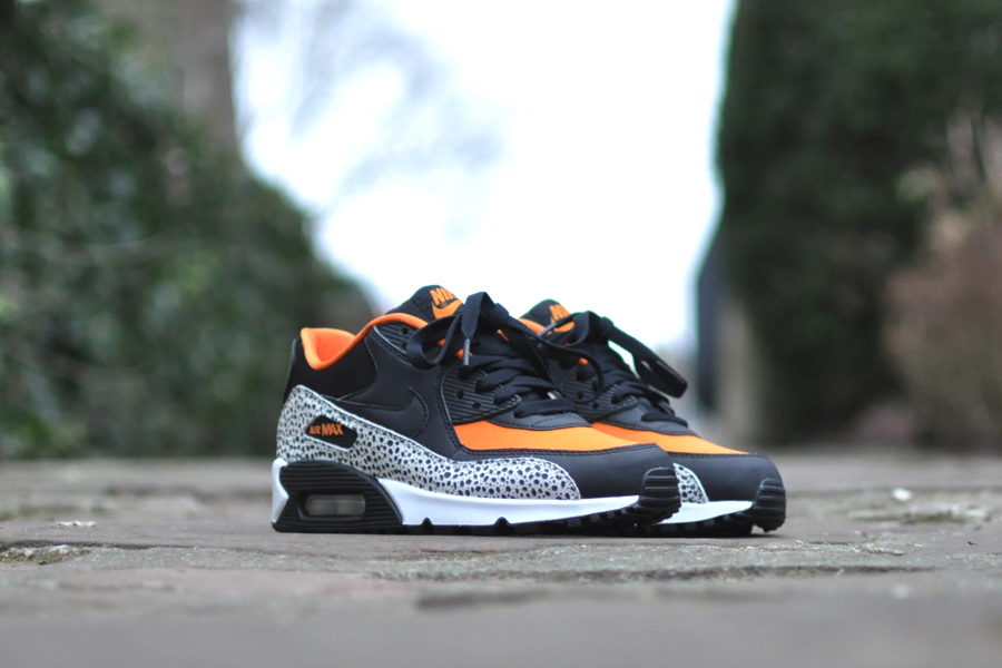 Nike Air Max 90 GS Safari Sneakers Blog