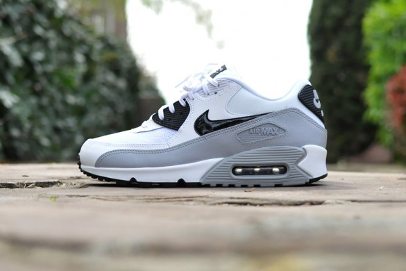 Nike Air Max 90 Ultra Special Edition Black White Anthracite 845039 001