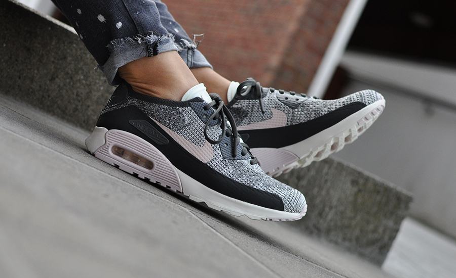 Nike Air Max 90 Ultra 2.0 Flyknit 881109 003 Sneakers Blog