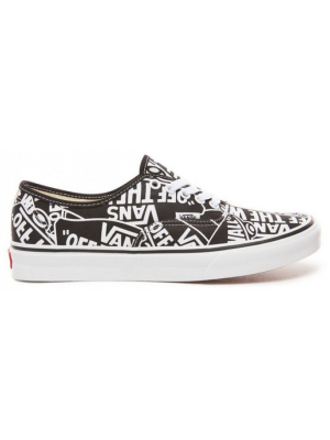 Vans Authentic OTW Repeat VA38EMUKK Zwart / Wit