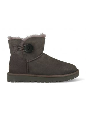 UGG Mini Bailey Button II Classic 1016422/GREY Grijs
