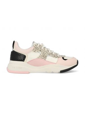 Ted Baker Sneakers 249634 Wit / Roze