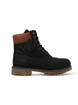 Timberland Premium 6 Boot A119L Zwart / Bruin