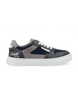 Bullboxer Sneakers AOP004E5L_DKBLKB60 Blauw
