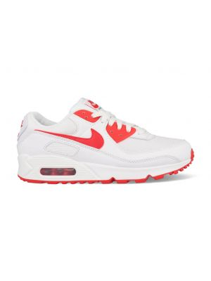 Nike Air Max 90 CT1028-101 Wit / Rood
