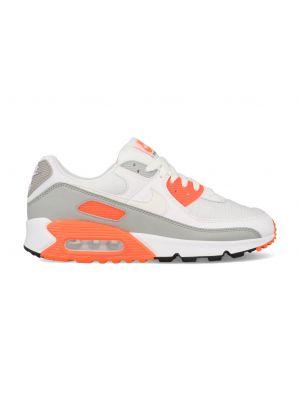 Nike Air Max 90 CT4352-103 Wit / Oranje