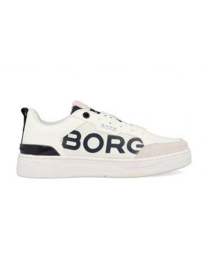 Björn Borg Sneakers T1060 LGO K Wit