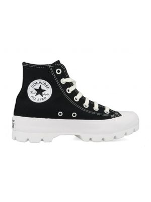 Converse All Stars Chuck Taylor Lugged Canvas 565901C Zwart